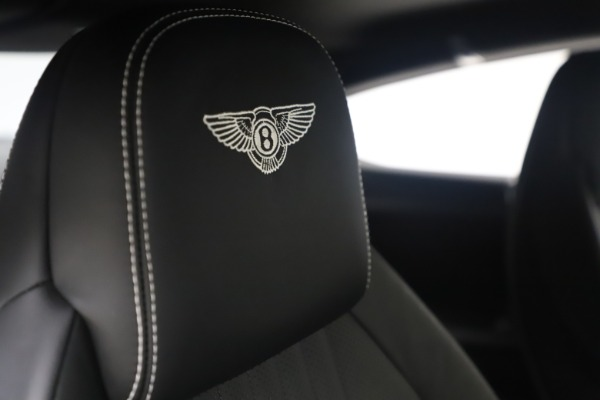 Used 2016 Bentley Continental GT V8 S for sale $124,900 at Alfa Romeo of Greenwich in Greenwich CT 06830 24