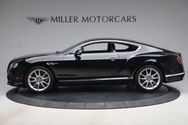 Used 2016 Bentley Continental GT V8 S for sale $124,900 at Alfa Romeo of Greenwich in Greenwich CT 06830 3