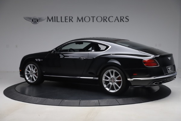 Used 2016 Bentley Continental GT V8 S for sale $124,900 at Alfa Romeo of Greenwich in Greenwich CT 06830 4