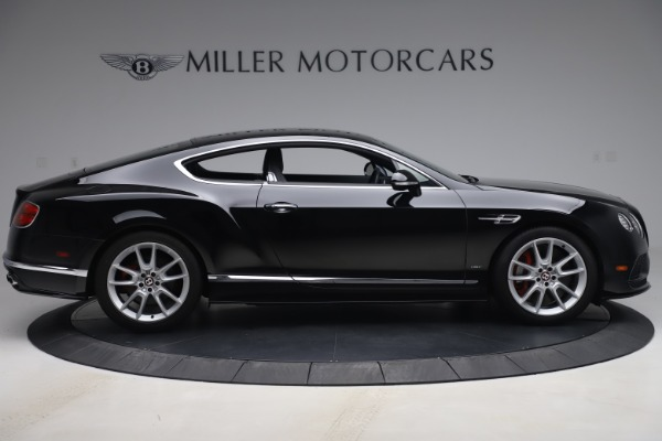 Used 2016 Bentley Continental GT V8 S for sale $124,900 at Alfa Romeo of Greenwich in Greenwich CT 06830 9