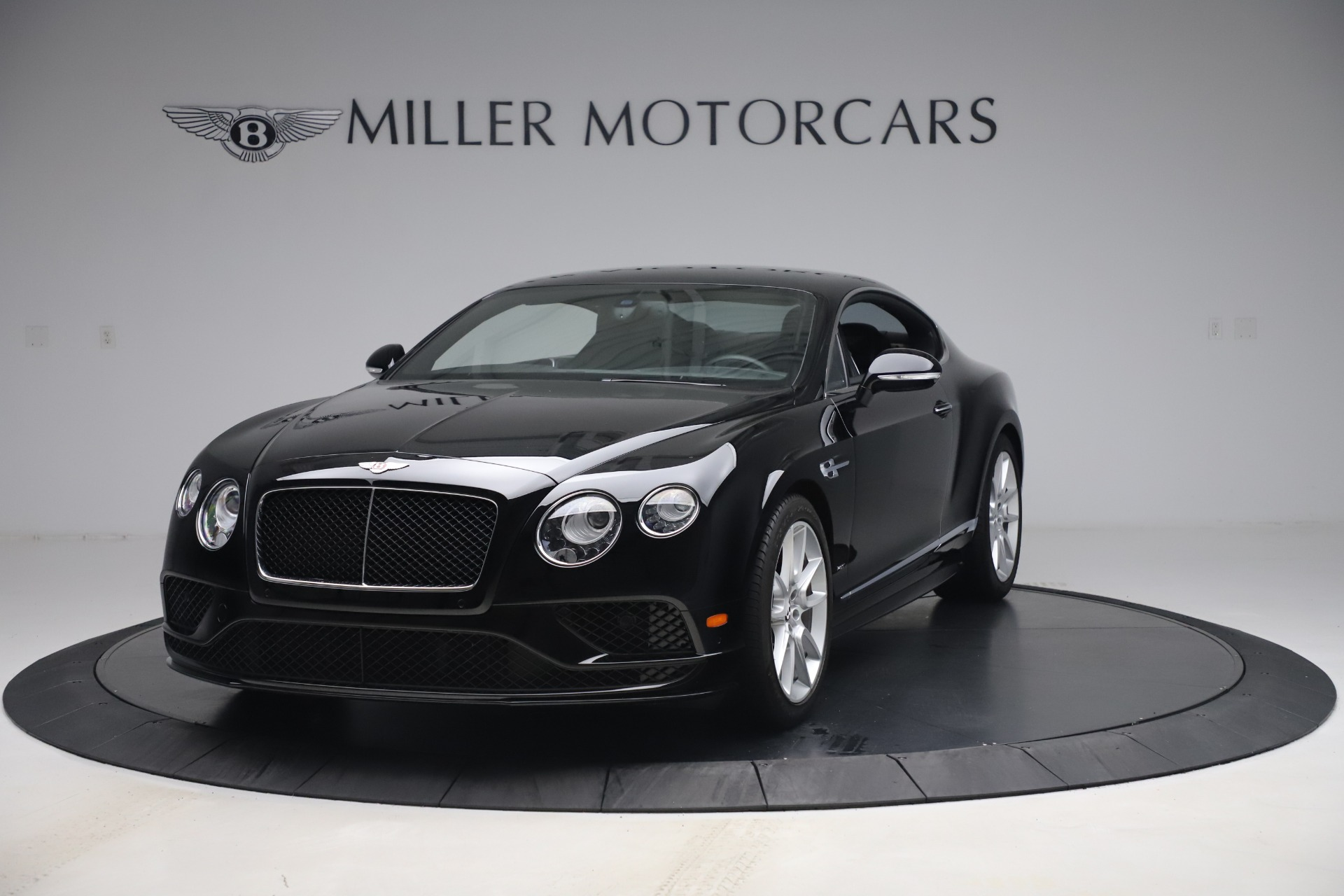 Used 2016 Bentley Continental GT V8 S for sale $124,900 at Alfa Romeo of Greenwich in Greenwich CT 06830 1