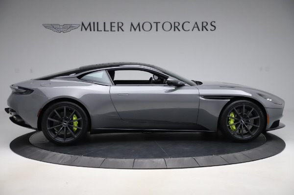 New 2020 Aston Martin DB11 V12 AMR Coupe for sale $265,421 at Alfa Romeo of Greenwich in Greenwich CT 06830 10