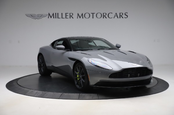 New 2020 Aston Martin DB11 V12 AMR Coupe for sale $265,421 at Alfa Romeo of Greenwich in Greenwich CT 06830 13