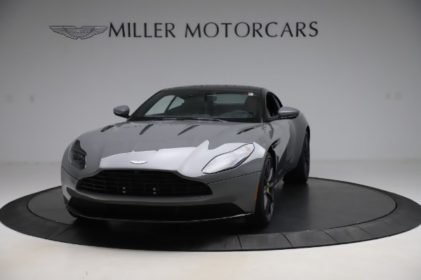 New 2020 Aston Martin DB11 V12 AMR Coupe for sale $265,421 at Alfa Romeo of Greenwich in Greenwich CT 06830 2