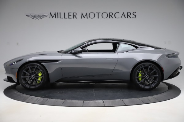New 2020 Aston Martin DB11 V12 AMR Coupe for sale $265,421 at Alfa Romeo of Greenwich in Greenwich CT 06830 3