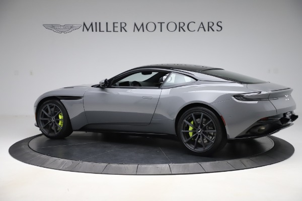 New 2020 Aston Martin DB11 V12 AMR Coupe for sale $265,421 at Alfa Romeo of Greenwich in Greenwich CT 06830 4