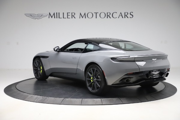 New 2020 Aston Martin DB11 V12 AMR Coupe for sale $265,421 at Alfa Romeo of Greenwich in Greenwich CT 06830 5