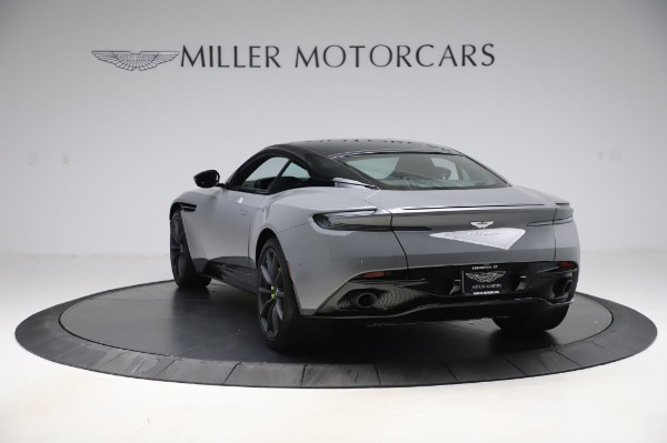 New 2020 Aston Martin DB11 V12 AMR Coupe for sale $265,421 at Alfa Romeo of Greenwich in Greenwich CT 06830 6