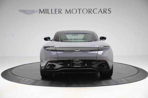 New 2020 Aston Martin DB11 V12 AMR Coupe for sale $265,421 at Alfa Romeo of Greenwich in Greenwich CT 06830 7