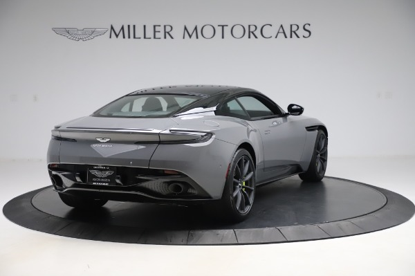 New 2020 Aston Martin DB11 V12 AMR Coupe for sale $265,421 at Alfa Romeo of Greenwich in Greenwich CT 06830 8
