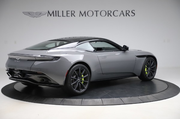 New 2020 Aston Martin DB11 V12 AMR Coupe for sale $265,421 at Alfa Romeo of Greenwich in Greenwich CT 06830 9