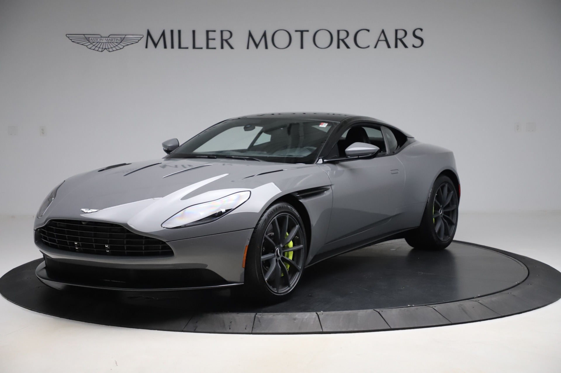 New 2020 Aston Martin DB11 V12 AMR Coupe for sale $265,421 at Alfa Romeo of Greenwich in Greenwich CT 06830 1