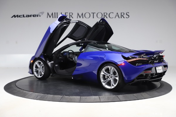 New 2020 McLaren 720S Performance for sale $349,050 at Alfa Romeo of Greenwich in Greenwich CT 06830 12