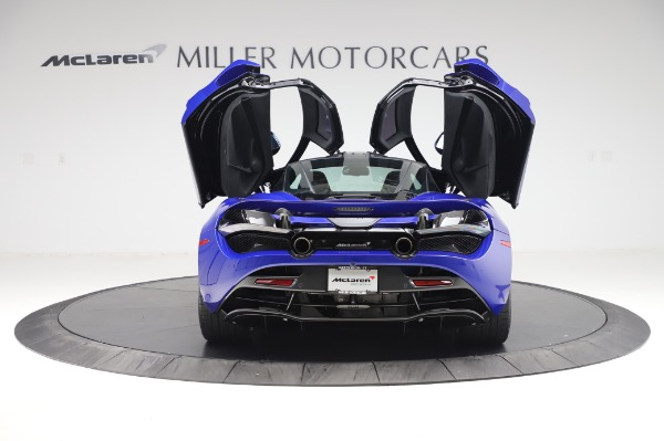 New 2020 McLaren 720S Performance for sale $349,050 at Alfa Romeo of Greenwich in Greenwich CT 06830 13