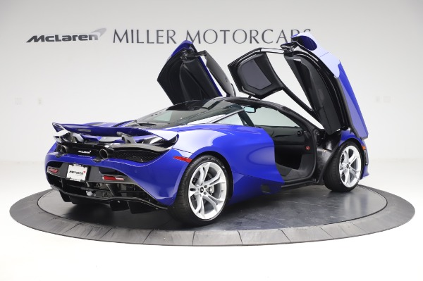 New 2020 McLaren 720S Performance for sale $349,050 at Alfa Romeo of Greenwich in Greenwich CT 06830 14