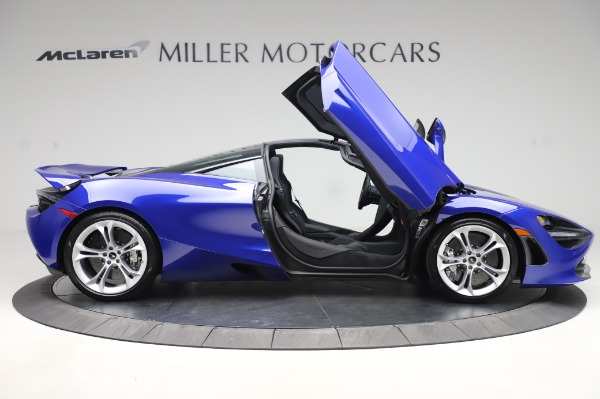 New 2020 McLaren 720S Performance for sale $349,050 at Alfa Romeo of Greenwich in Greenwich CT 06830 15