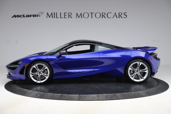 New 2020 McLaren 720S Performance for sale $349,050 at Alfa Romeo of Greenwich in Greenwich CT 06830 2