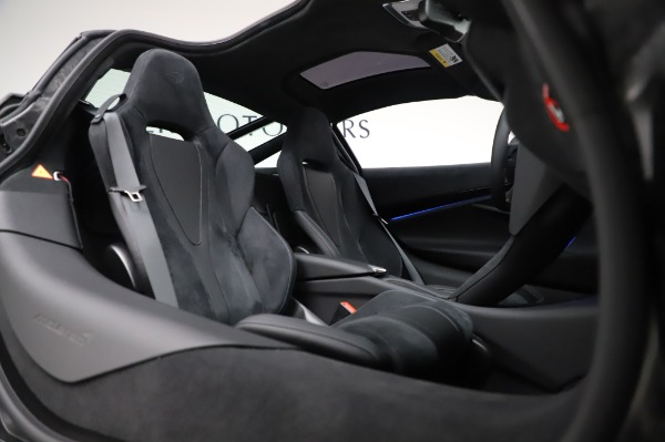 New 2020 McLaren 720S Performance for sale Sold at Alfa Romeo of Greenwich in Greenwich CT 06830 20