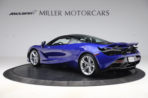 New 2020 McLaren 720S Performance for sale $349,050 at Alfa Romeo of Greenwich in Greenwich CT 06830 3