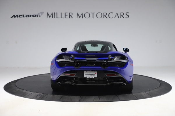 New 2020 McLaren 720S Performance for sale $349,050 at Alfa Romeo of Greenwich in Greenwich CT 06830 4