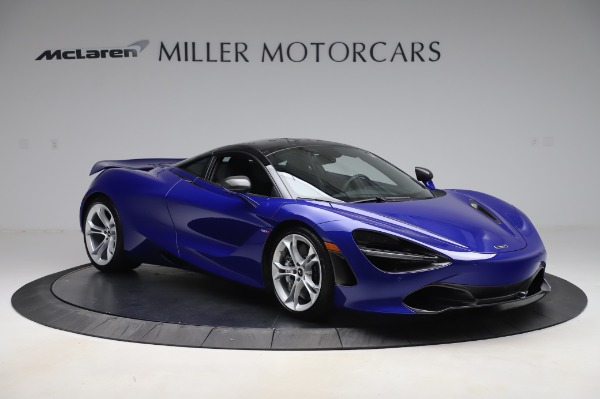 New 2020 McLaren 720S Performance for sale $349,050 at Alfa Romeo of Greenwich in Greenwich CT 06830 7