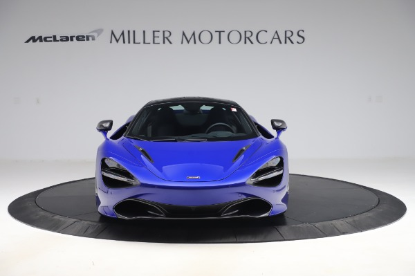 New 2020 McLaren 720S Performance for sale $349,050 at Alfa Romeo of Greenwich in Greenwich CT 06830 8