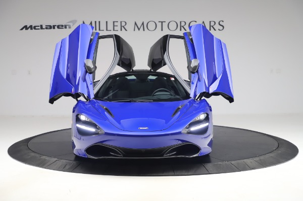 New 2020 McLaren 720S Performance for sale Sold at Alfa Romeo of Greenwich in Greenwich CT 06830 9