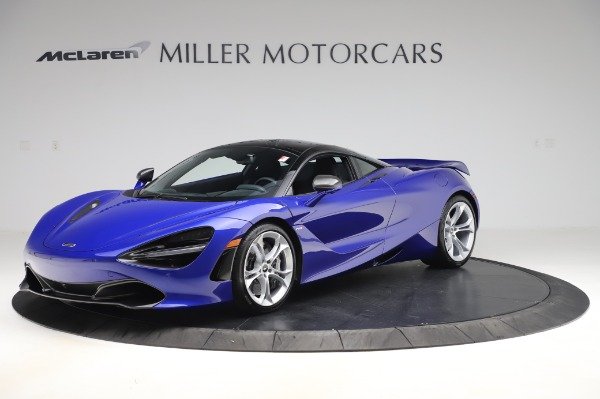 New 2020 McLaren 720S Performance for sale $349,050 at Alfa Romeo of Greenwich in Greenwich CT 06830 1