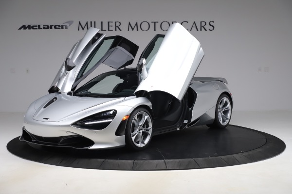 New 2020 McLaren 720S Performance for sale $347,550 at Alfa Romeo of Greenwich in Greenwich CT 06830 10