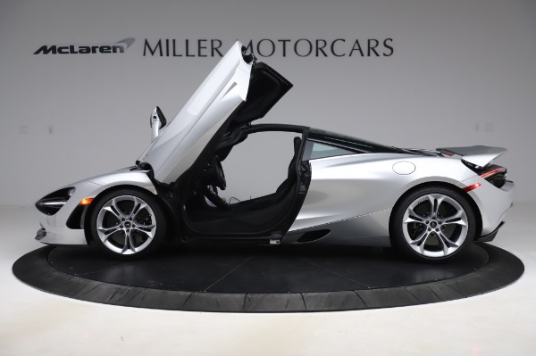 New 2020 McLaren 720S Coupe for sale $347,550 at Alfa Romeo of Greenwich in Greenwich CT 06830 11