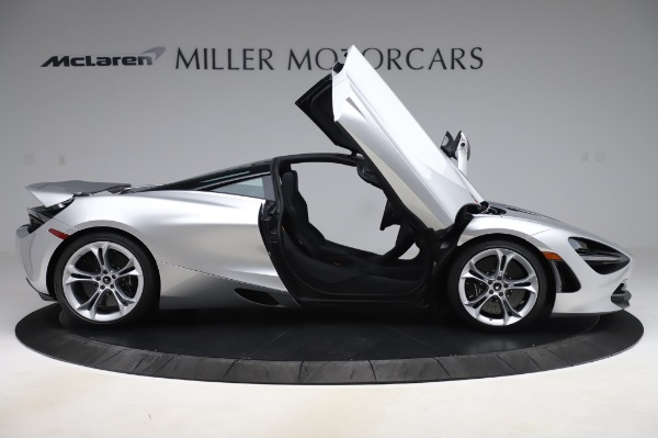 New 2020 McLaren 720S Coupe for sale $347,550 at Alfa Romeo of Greenwich in Greenwich CT 06830 15