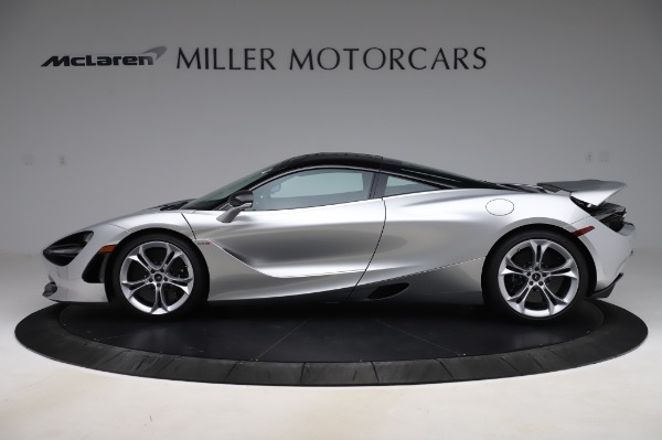 New 2020 McLaren 720S Coupe for sale $347,550 at Alfa Romeo of Greenwich in Greenwich CT 06830 2