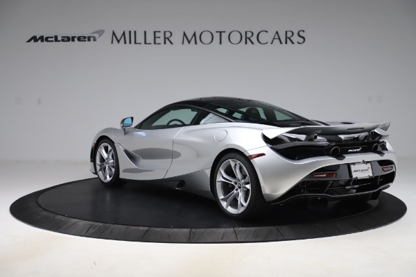 New 2020 McLaren 720S Coupe for sale $347,550 at Alfa Romeo of Greenwich in Greenwich CT 06830 3