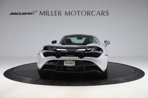 New 2020 McLaren 720S Coupe for sale $347,550 at Alfa Romeo of Greenwich in Greenwich CT 06830 4