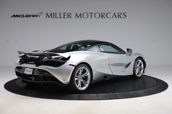 New 2020 McLaren 720S Coupe for sale $347,550 at Alfa Romeo of Greenwich in Greenwich CT 06830 5