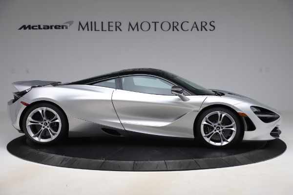 New 2020 McLaren 720S Coupe for sale $347,550 at Alfa Romeo of Greenwich in Greenwich CT 06830 6