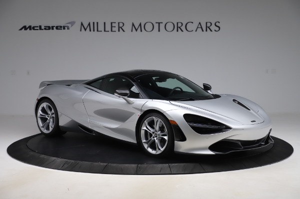 New 2020 McLaren 720S Coupe for sale $347,550 at Alfa Romeo of Greenwich in Greenwich CT 06830 7