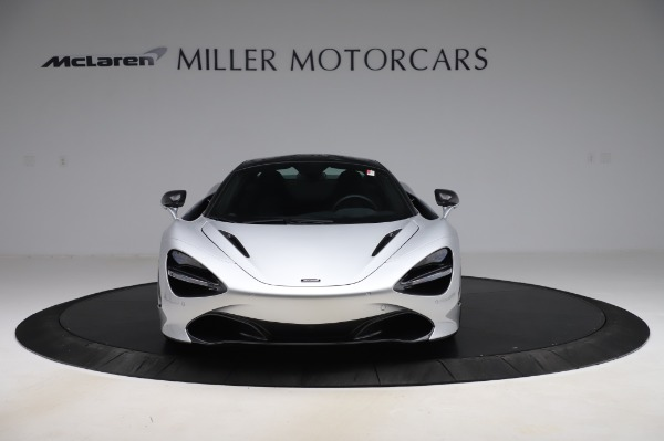 New 2020 McLaren 720S Coupe for sale $347,550 at Alfa Romeo of Greenwich in Greenwich CT 06830 8