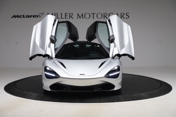 New 2020 McLaren 720S Coupe for sale $347,550 at Alfa Romeo of Greenwich in Greenwich CT 06830 9