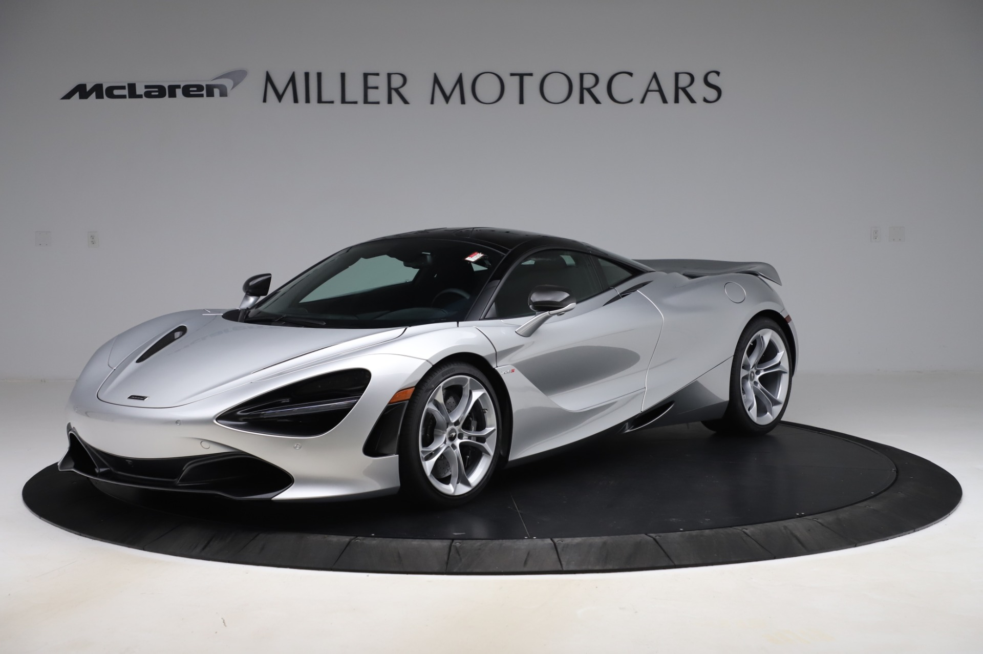 New 2020 McLaren 720S Coupe for sale $347,550 at Alfa Romeo of Greenwich in Greenwich CT 06830 1