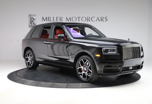 New 2020 Rolls-Royce Cullinan Black Badge for sale $433,950 at Alfa Romeo of Greenwich in Greenwich CT 06830 10