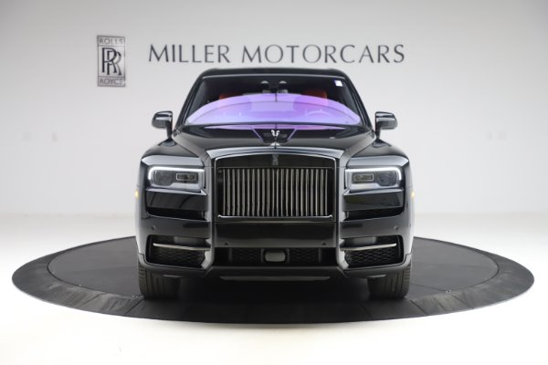 New 2020 Rolls-Royce Cullinan Black Badge for sale $433,950 at Alfa Romeo of Greenwich in Greenwich CT 06830 11