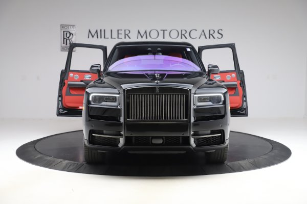 New 2020 Rolls-Royce Cullinan Black Badge for sale $433,950 at Alfa Romeo of Greenwich in Greenwich CT 06830 12