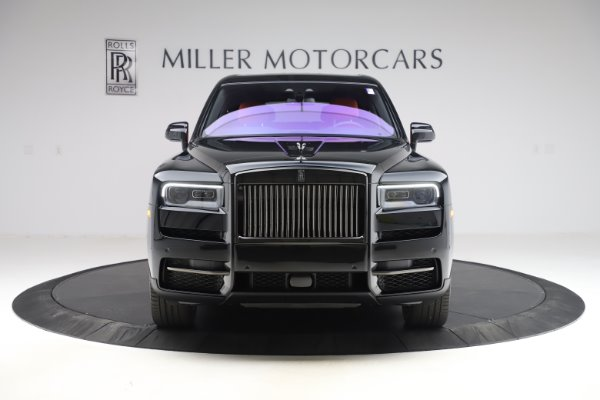 New 2020 Rolls-Royce Cullinan Black Badge for sale $433,950 at Alfa Romeo of Greenwich in Greenwich CT 06830 2