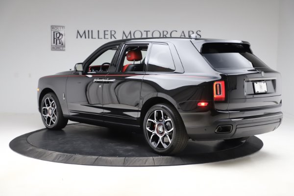 New 2020 Rolls-Royce Cullinan Black Badge for sale $433,950 at Alfa Romeo of Greenwich in Greenwich CT 06830 5