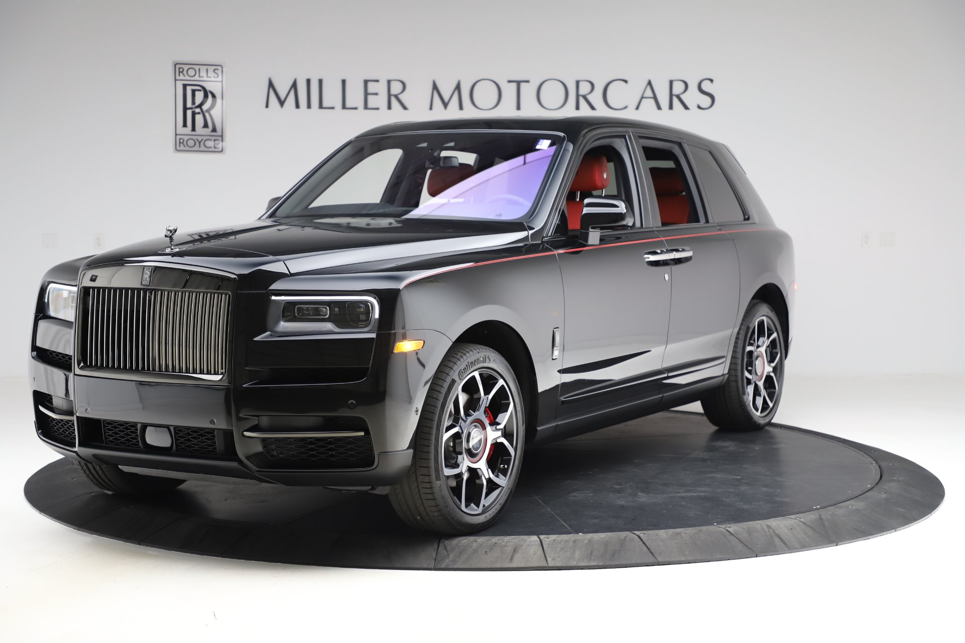 New 2020 Rolls-Royce Cullinan Black Badge for sale $433,950 at Alfa Romeo of Greenwich in Greenwich CT 06830 1