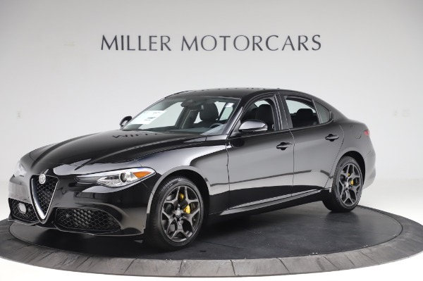 New 2020 Alfa Romeo Giulia Sport Q4 for sale $47,095 at Alfa Romeo of Greenwich in Greenwich CT 06830 2