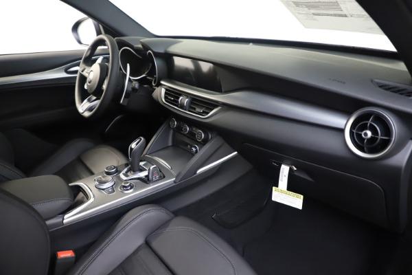 New 2020 Alfa Romeo Stelvio Ti Sport Q4 for sale $57,945 at Alfa Romeo of Greenwich in Greenwich CT 06830 22