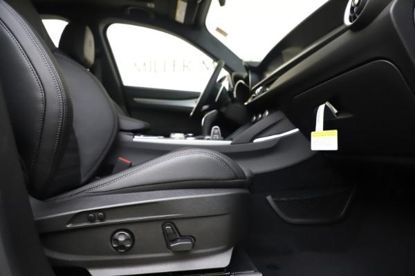 New 2020 Alfa Romeo Stelvio Ti Sport Q4 for sale $57,945 at Alfa Romeo of Greenwich in Greenwich CT 06830 23
