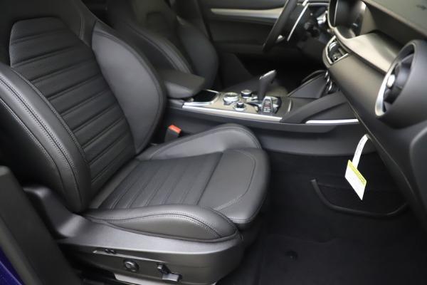 New 2020 Alfa Romeo Stelvio Ti Sport Q4 for sale $57,945 at Alfa Romeo of Greenwich in Greenwich CT 06830 24